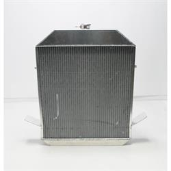 Garage Sale - AFCO 1939-40 Deluxe, 1940-41 Ford Truck Aluminum Radiator, Chevy Engine, Satin Finish