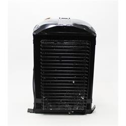 Walker Cobra 1936 Ford Radiator for Ford Engine w/ A/C Condenser
