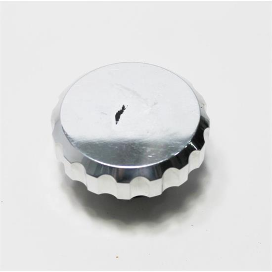 Garage Sale - EMPI 17-2761 Billet Aluminum Gas Cap for Stainless Steel Tanks, Each