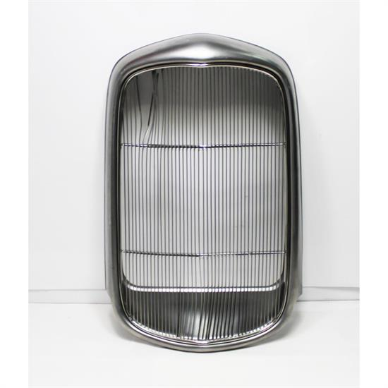 Garage Sale - Brookville Roadster B1620PT/B1620PL Fitted 1932 Ford Grille Insert