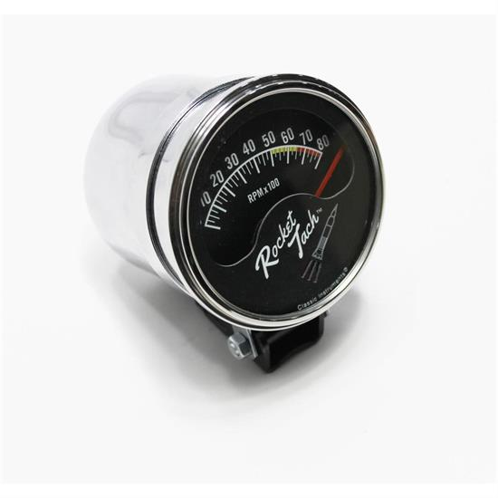 Diagram Classic Instruments Rt80slf Rocket Tachometer 3 8 Inch