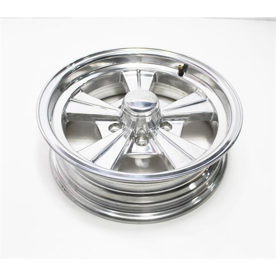 Garage Sale - Rocket Racing Wheels 546517 Strike Wheel, 15 x 4-1/2, 5 on 4-1/2, 1-3/4 Inch Backspace