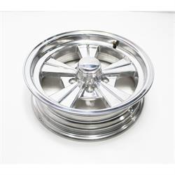 Garage Sale - Rocket Racing Wheels 546517 Strike Wheel, 15 x 4-1/2, 5 on 4-1/2, 1-3/4 Inch Backspace