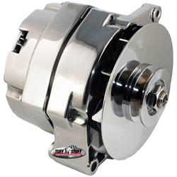Garage Sale - Tuff Stuff 1962-73 GM 100 AMP Chrome Alternator