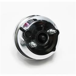 Garage Sale - Single Diaphragm 7 Inch Chrome Brake Booster