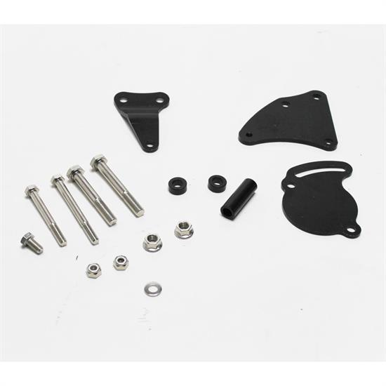 Garage Sale - Power Steering Pump Bracket Set for Short Water Pump,Small Block Chevy