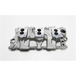 Garage Sale - Edelbrock 5418 Small Block Chevy 3x2 3-Bolt Carb Intake Manifold