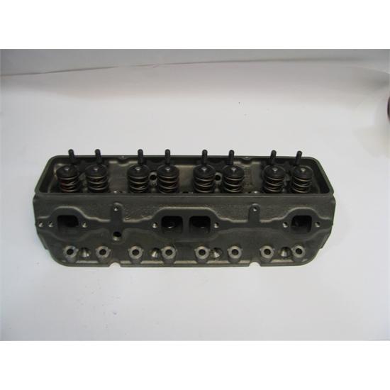 Garage Sale - RHS Pro Action Cast Iron Pro Head, 220cc/64cc Angle Plug