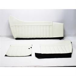 Garage Sale - T-Bucket Interior Kit For 1923 Deluxe Body W/ Door, Unchanneled, White