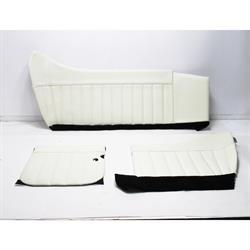 Garage Sale - T-Bucket Interior Kit For 1923 Deluxe Body W/ Door, Unchanneled, White