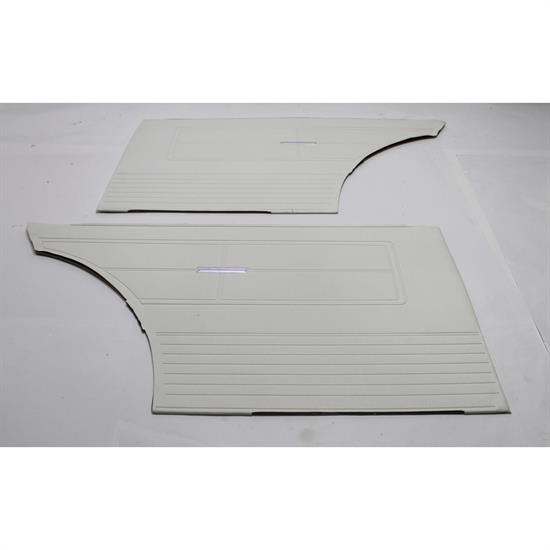 Garage Sale - PUI 63XD69C Repro Rear Inner Door Panels, 63 Chevy II Coupe