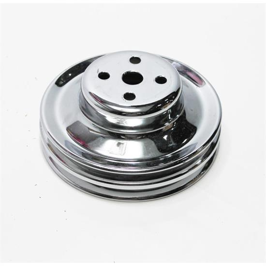 Garage Sale - Spectre 4494 Chrome Water Pump Pulley, Ford 289