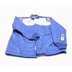 Garage Sale - Simpson Sportsman Elite II Driving Suit, Jacket Only, Blue, MediumY