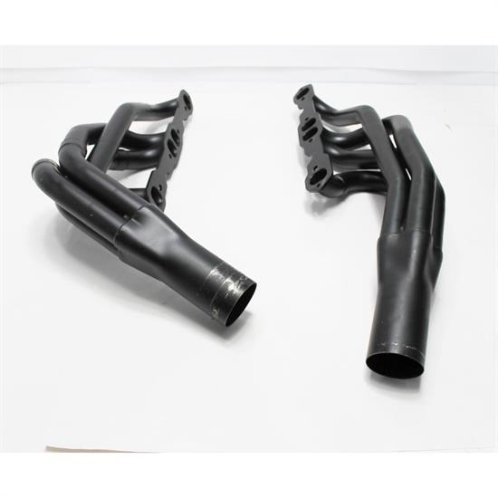 Dynatech® Pavement Economy Chevy Crossover Headers, 1-5/8, 3