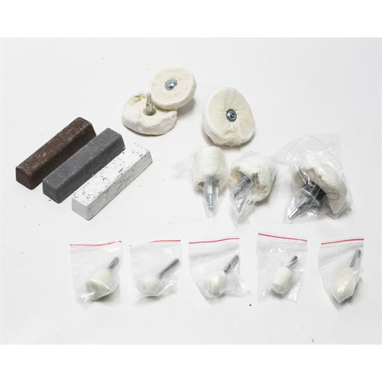 Garage Sale - Stainless Steel Polishing Kit