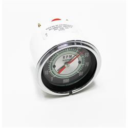 Garage Sale - Stewart Warner 531CC Green Line 8, 000 RPM Tachometer, 3-3/8 Inch