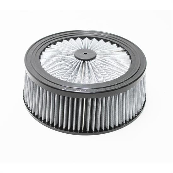 Garage Sale - aFe Power 18-31425 Pro Dry S T.O.P. Air Filter, 14 x 5 Inch