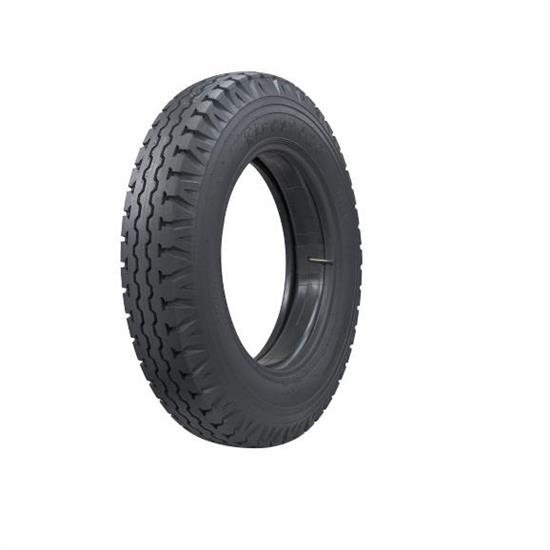 Garage Sale - Coker Tire 761399 Firestone Blackwall Bias Ply Tire, Truck Tread, 600-20