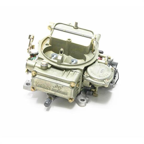 Garage Sale - Holley 0-8007 390 CFM Classic Holley Carburetor w/ Electric Choke