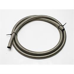 Garage Sale - Aeroquip Stainless Steel Braided Low Pressure Hose, 11/16 Inch ID, -12 AN, 9 Feet