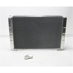 Garage Sale - U-Weld-It Custom Aluminum Radiator Kit, 31 x 19 Inch