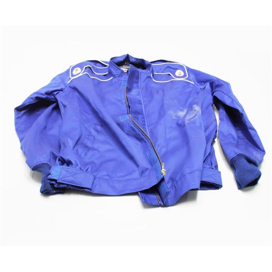 Garage Sale - Bell Pro Drive II Single Layer Suit, Jacket Only, Blue, Large