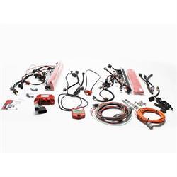 Garage Sale - MSD 2950 Atomic EFI Fuel Injection for GM LS Engines, Master Kit