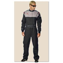 Garage Sale - Simpson Sportsman Elite II Racing Suit-One Piece-Double Layer, XL