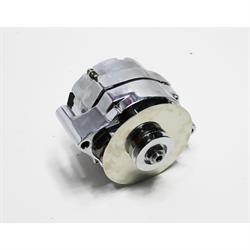 Garage Sale - Ford Mount One Wire Alternator, Chrome