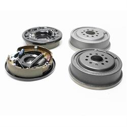 Garage Sale - Currie 96227 9 Inch Ford 11 x 2-1/4 Drum Brake Kit, 5 on 4.5/4.75 BP