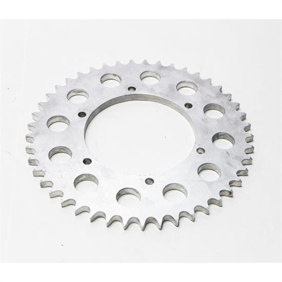 "Micro Sprint 530 Sprockets, 5.25 "" Pattern, 45 Teeth"