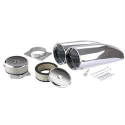 Garage Sale - Shotgun Bill's Scoop® Aluminum Air Intake Scoop, Polished