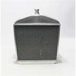 Garage Sale - 1917-1923 T-Bucket Aluminum Radiator, Buffed