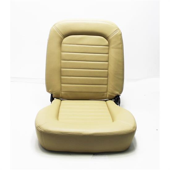 Garage Sale - Low Back Vinyl Bucket Seat, Driver Side