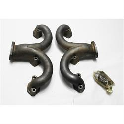 Garage Sale - Tru-Ram_ Small Block Chevy Exhaust Manifolds, Cast Iron