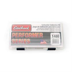 Garage Sale - Edelbrock 1480 Performer Carb Calibration Kit, 1407 1410 1412 1413