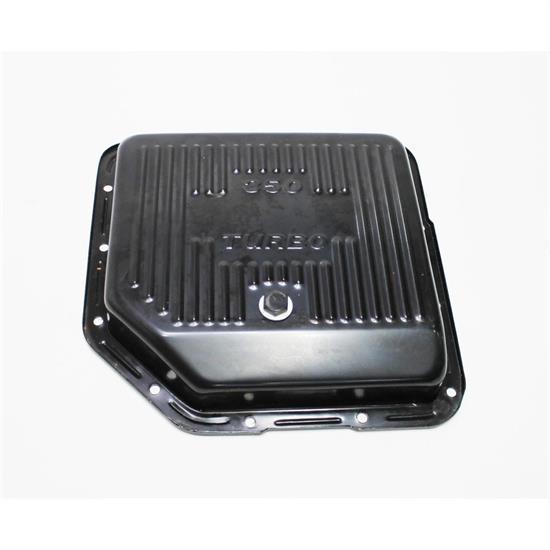Turbo 350 Transmission For Sale >> Garage Sale Black Steel Gm Th 350 Transmission Pan 2