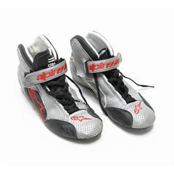 Garage Sale - Alpinestars Tech 1-T Shoes, Gray/Red, Size 7