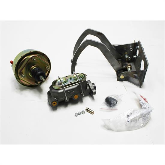 Garage Sale - TCI 600-6570-56 Under-Floor Power Brake / Hydraulic Clutch Assembly