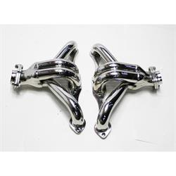 Garage Sale - Tight-Fit Stainless Steel Small Block Chevy Block Hugger Headers