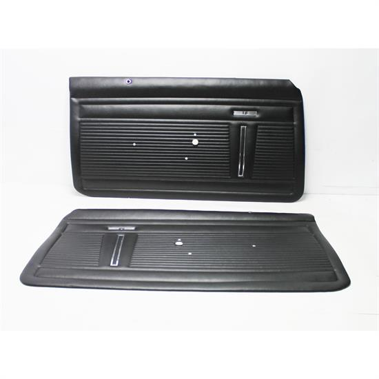 Garage Sale - PUI PD350 Interior Door Panels, 1971-72 Nova 2-Door, Pair