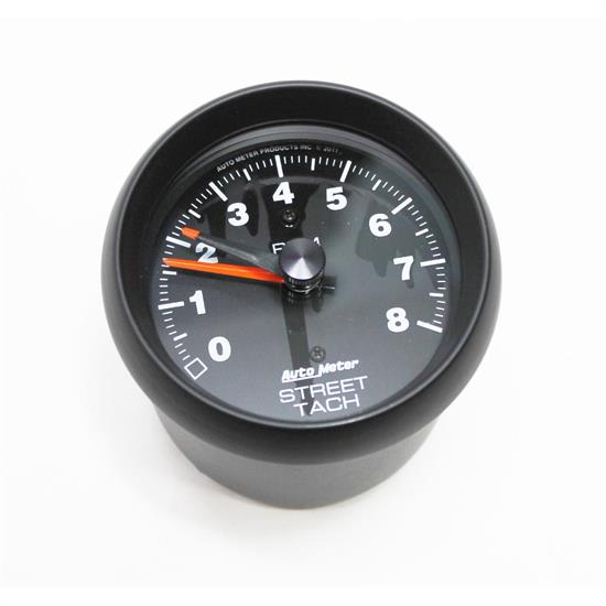 Garage Sale - Auto Meter 2894 Z-Series Air-Core Pedestal Tach, 8k