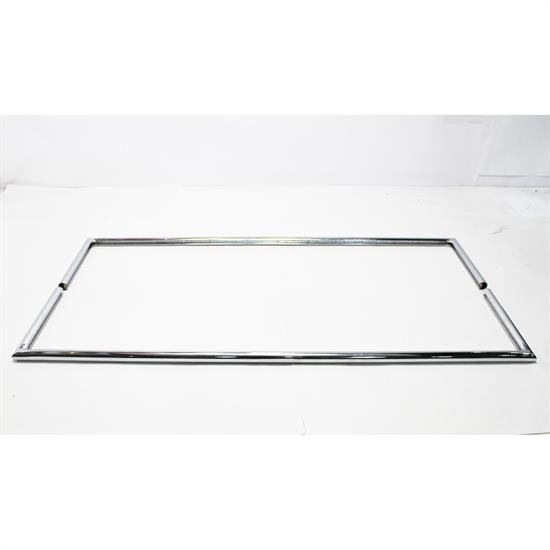 Garage Sale - Square Top T Windshield Frame, 40-1/2 Inches Wide