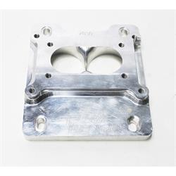 Garage Sale - Billet 2-Barrel Carburetor Spacer, Q-Jet Intake