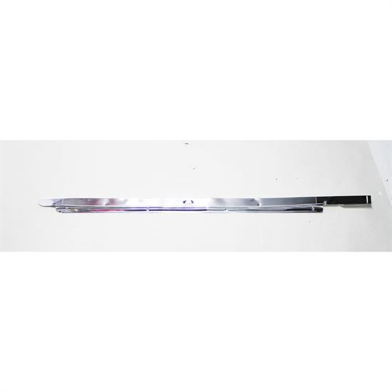 OER 4531248 Door Sill Plate, LH Driver Side, 1962-67 Chevy II/Nov