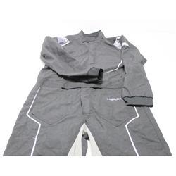 Garage Sale - Simpson HX02421 Helix Racing Suit, Black, XL