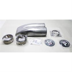 Shotgun Bill's Scoop_ Aluminum Air Intake Scoop, Plain