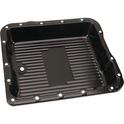 Garage Sale - Black Steel GM 700R4-4L60E-4L65E Transmission Pan,