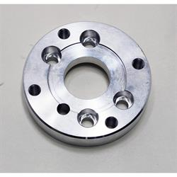 Aluminum Crank Flange, Late Small Block Chevy