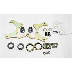 Basic Disc Brake Kit, 1969-77 GM Caliper to Ford Spindle